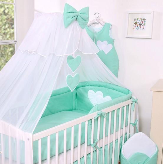 My Sweet Baby Sluier Chic Voile Mint