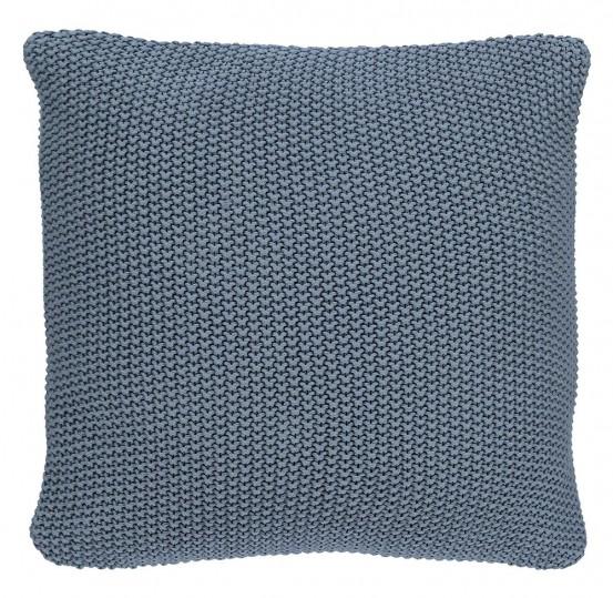 Marc O'Polo Sierkussen Nordic Knit Smoke Blue