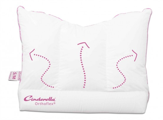 Cinderella Orthoflex Hoofdkussen Soft-medium