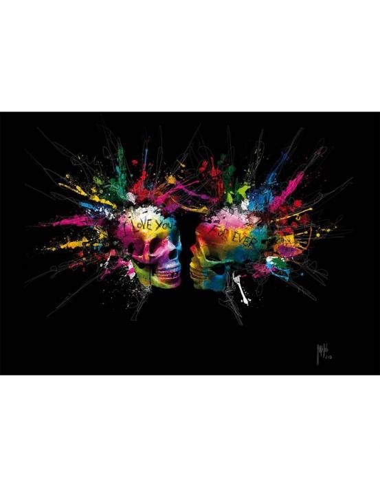 Fotobehang Patrice Murciano Lovers 366 cm x 253 cm