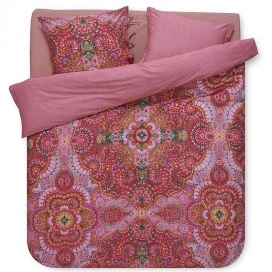 PiP Studio Dekbedovertrek Sultans Carpet Rood