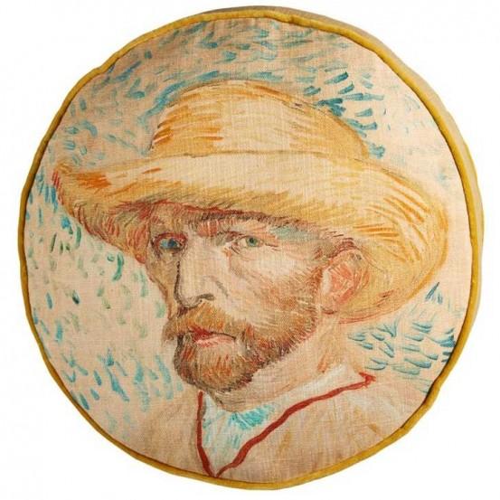Beddinghouse Van Gogh Museum Sierkussen Self Portrait