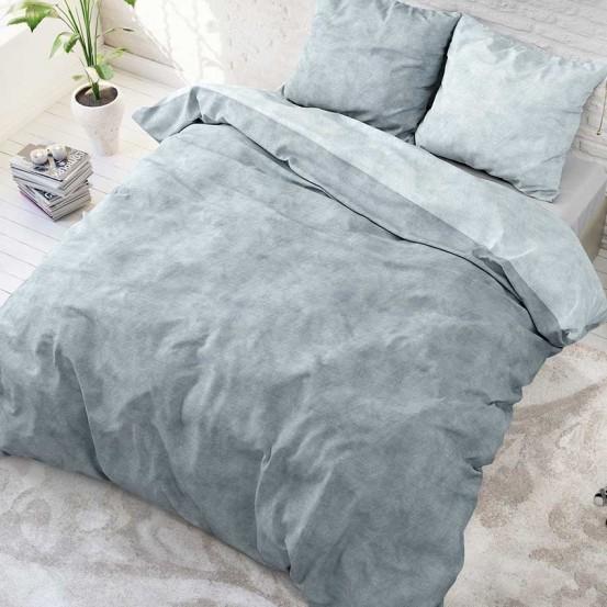 Sleeptime Twin Washed Cotton Dekbedovertrek