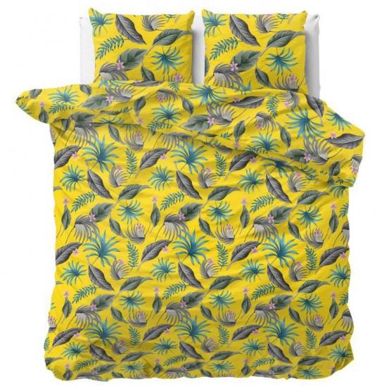 Sleeptime Dekbedovertrek Yellie Yellow