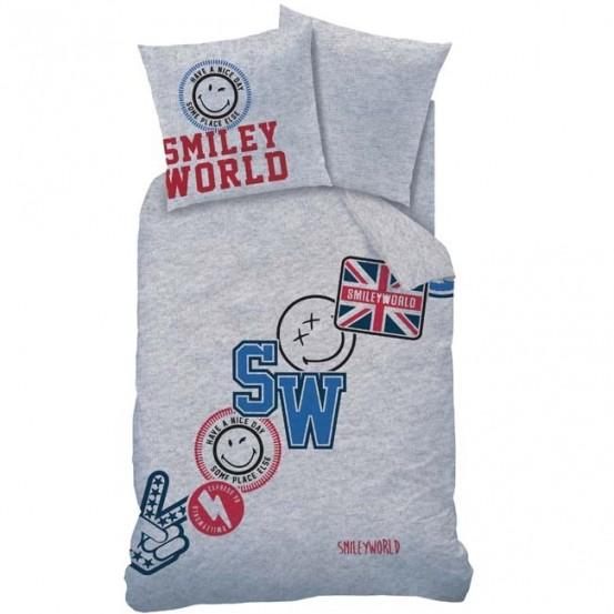 Smiley World Dekbedhoes Spirit