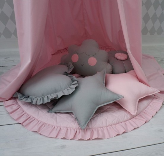 Speelkleed Roze Dolly