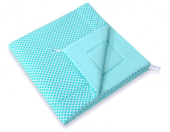 Speelkleed Tipi Tent Diamond Mint