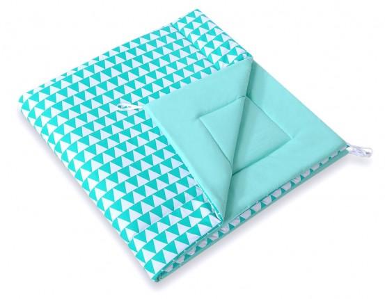 Speelkleed Tipi Tent Triangle Mint