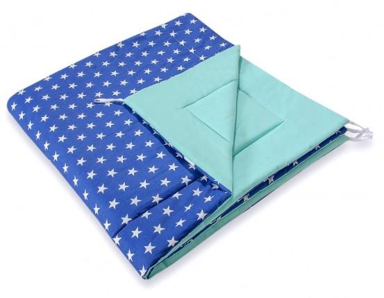 Speelkleed Tipi Tent Stars Dark Blue