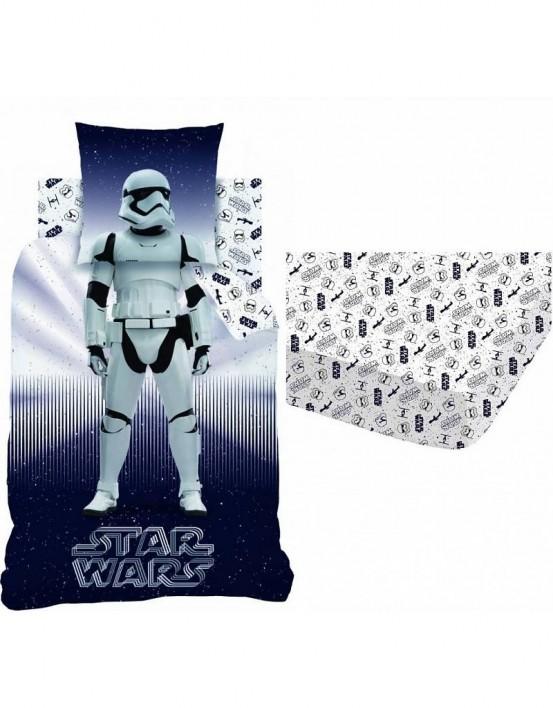 Star Wars Stormtrooper dekbedovertrek en hoeslaken set