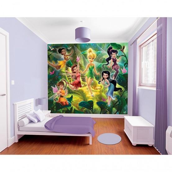 Disney Tinkerbell Fotobehang (Walltastic)
