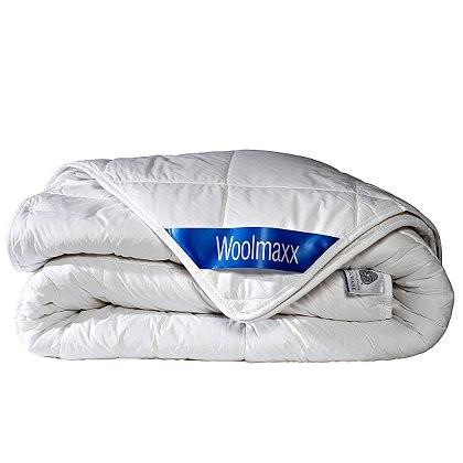 Wasbare Wol 4-Seizoenen Dekbed Woollmax .100x135cm