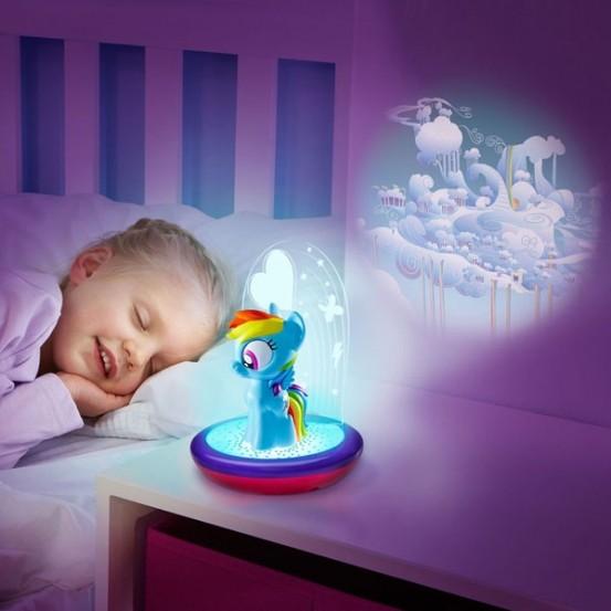 My Little Pony Zak en Nachtlamp