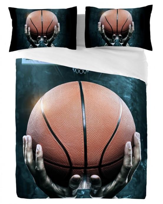 Zavelo Dekbedovertrek Basketbal