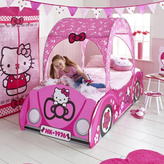 Pictures Of Hello Kitty Bed Frame For Sale