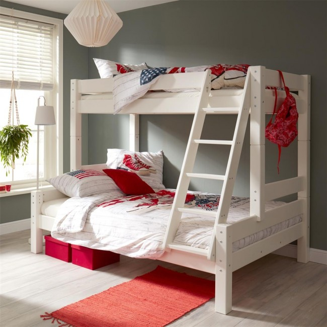 Trio Stapelbed 3 Persoons