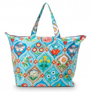 PiP Studio Beachbag Fairy Tiles Blue
