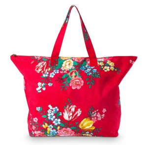 PiP Studio Beachbag Dutch Painters Red