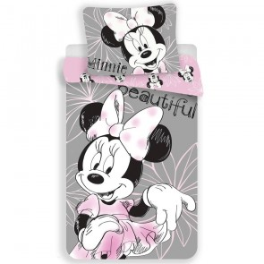 Disney Minnie Mouse Dekbedovertrek Beautiful