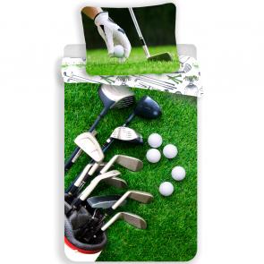 Sport Dekbedovertrek Golf