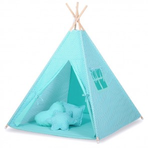 Tipi Speeltent Diamond Mint