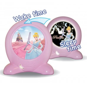 Bedtijd Trainer Disney Princess Go Glow Clock