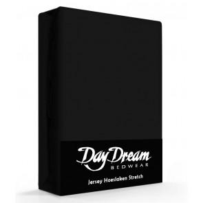 Day Dream Jersey Hoeslaken Zwart
