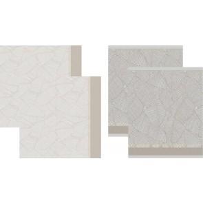 DDDDD Keukendoeken En Theedoeken Barrier Off-White (2+2 stuks)