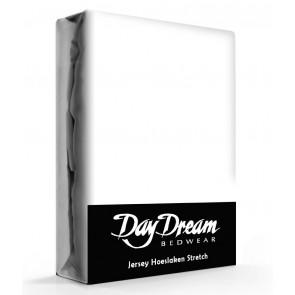 Day Dream Jersey Hoeslaken Wit