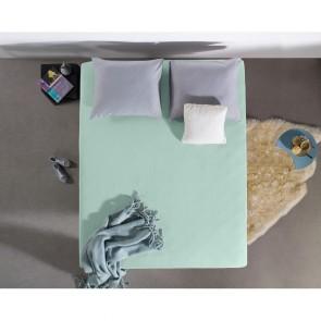 Dreamhouse Jersey Hoeslaken Pastel Blue