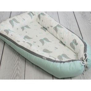 Babynestje Angel Wings Mint Betulli