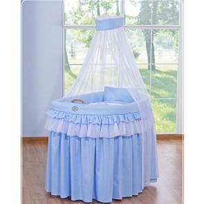 Babywieg Romatica Prince/Princess Blue