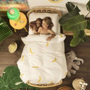 Snurk Dekbedovertrek Banana Monkey-140x200/220
