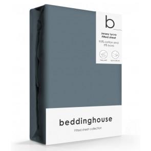 Beddinghouse Jersey-Lycra Hoeslaken Cool Grey
