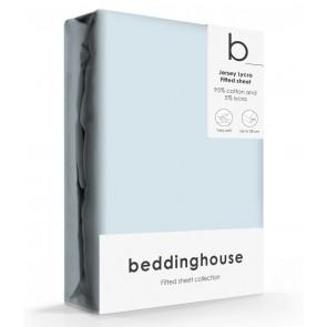 Beddinghouse Jersey-Lycra Hoeslaken Licht Blauw