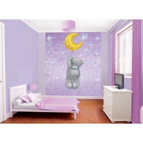 Tatty Teddy Fotobehang (Walltastic)