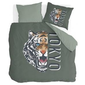 Byrklund Dekbedovertrek Tokio Tiger