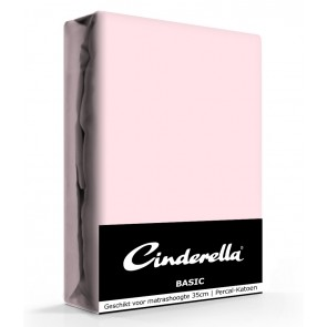 Cinderella Basic Hoeslaken Candy Hoge Hoek - 40 cm