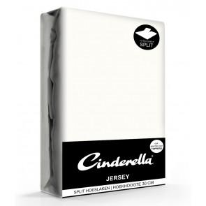 Cinderella Jersey Splithoeslaken Ivory