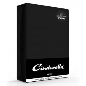 Cinderella Jersey Hoeslaken Black