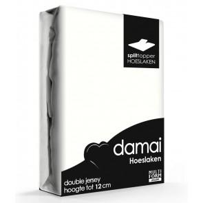 Damai Multiform Double Jersey Splittopper Ivoor