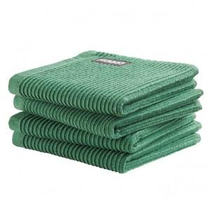 DDDDD vaatdoek Basic Classic Green (4 stuks)