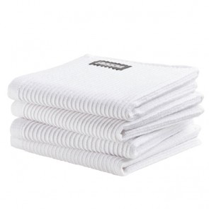 DDDDD vaatdoek Basic Neutral White (4 stuks)