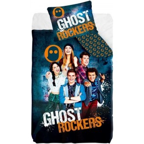 Dekbedovertrek Ghost Rockers