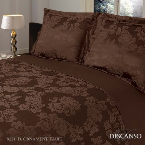 Beddengoed Descanso Dornament 9224-D Taupe