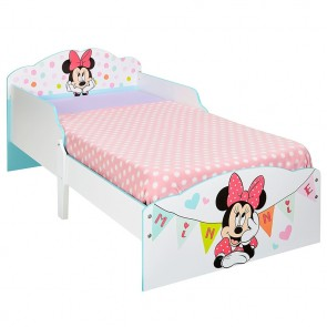 Minnie Mouse Junior Bed Snuggle