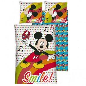 Mickey Mouse Dekbedovertrek Smile