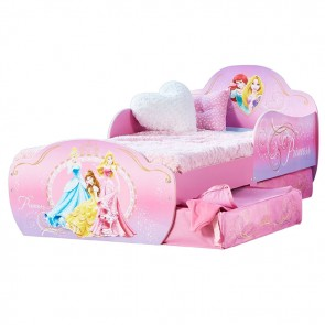 Disney Princess Peuterbed met laden