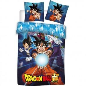 Dragon Ball Z Dekbedovertrek Super