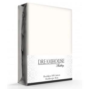 Dreamhouse Hoeslaken Katoen Créme